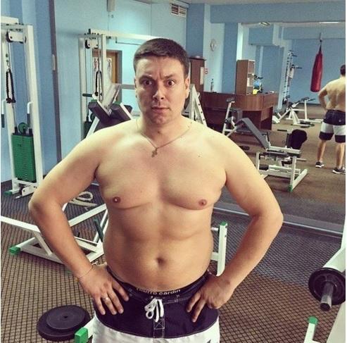 как похудел андрей макаров актер
